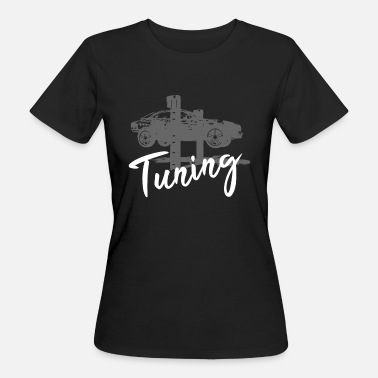 Car Tuning Car tuning - Women's Organic T-Shirt