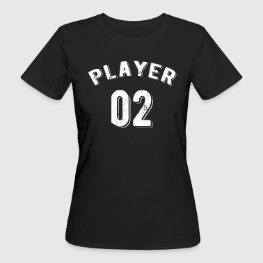 02 TRICOT jersey number 2 player gifts shirts - Women's Organic T-Shirt