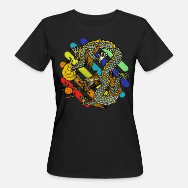 Mythical Beast mythical creatures - Women's Organic T-Shirt