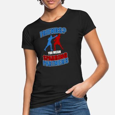 Sparring sparring - Women's Organic T-Shirt