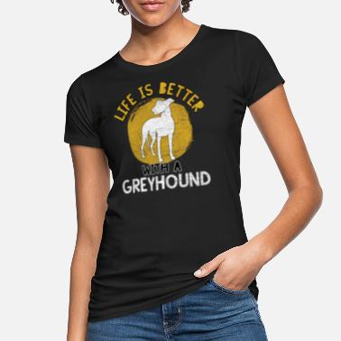 Hunting Dogs Hunting greyhound hunting dog hunting dog dog sport - Women's Organic T-Shirt