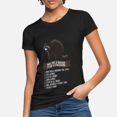 Crew STAGEHAND LIKE WASHBAR CREW gift - Women's Organic T-Shirt