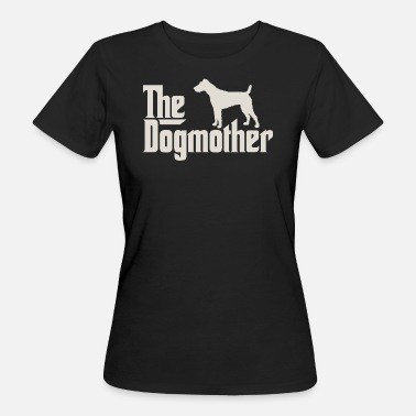 Fox Terrier El Dogmother - Fox Terrier, Terrier - Camiseta ecológica mujer