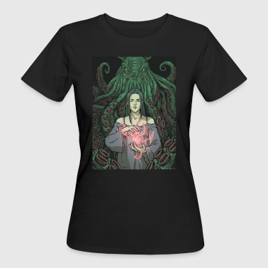 Lovecraft - 01 - Ekologisk T-shirt dam