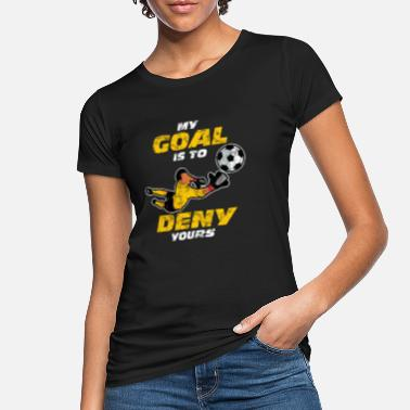 But De Football But de football - T-shirt bio Femme