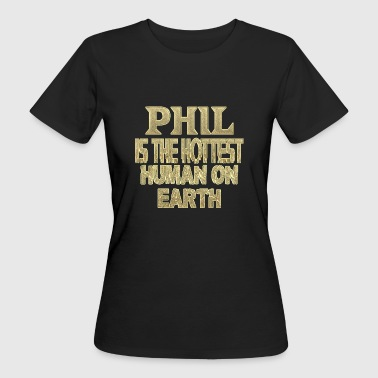 Phil Phil - Frauen Bio-T-Shirt