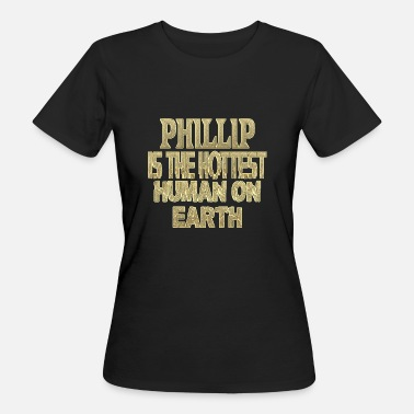 Phillip Phillips Phillip - Women's Organic T-Shirt