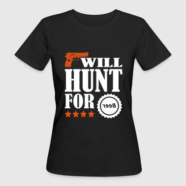 Beer Hunting want hunt for beer - Women's Organic T-Shirt