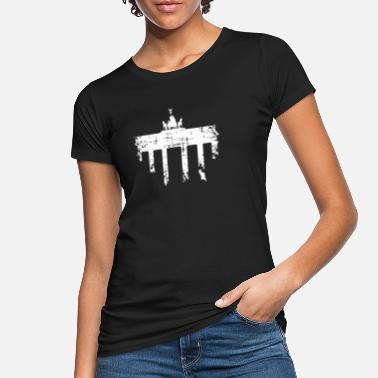 Brandenburger Tor Berlin Brandenburger Tor - Frauen Bio T-Shirt