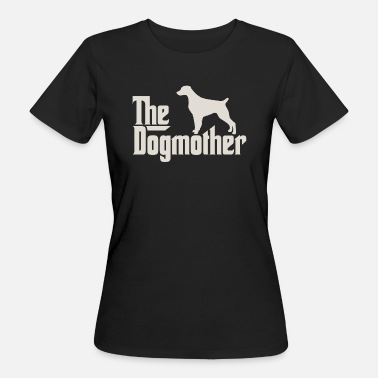 Epagneuls Le Dogmother - Epagneul Breton Epagneul Breton - T-shirt bio Femme