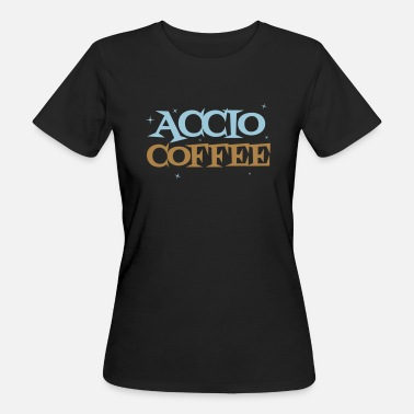 Harry Accio caffè! - T-shirt ecologica da donna