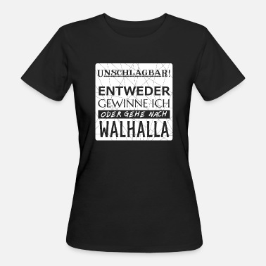 Incomparable Inmejorable! - Camiseta ecológica mujer