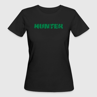Hunt HUNTER / HUNTER - Frauen Bio-T-Shirt