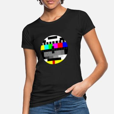 Pattern Colour test card - Women's Organic T-Shirt