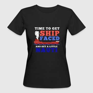 Cruise Funny cruise sayings Funny holiday gift - Women's Organic T-Shirt