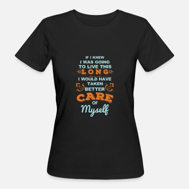Selfconfidence Care Of Myself - Women's Organic T-Shirt