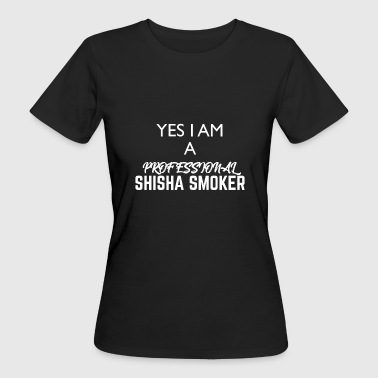 SHISHA - WATER PIPE - TURKISH - Women's Organic T-Shirt
