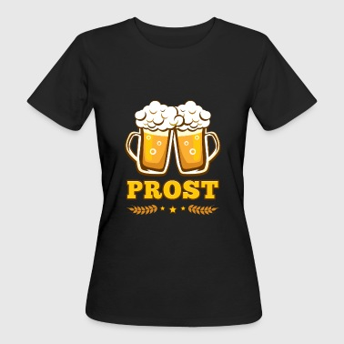Oktoberfest Cerveza Prost Cerveza Oktoberfest - Camiseta ecológica mujer