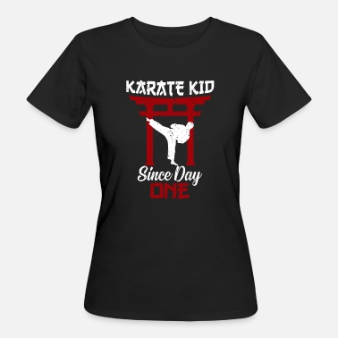 Karate Kid combattants Karate Kids - T-shirt bio Femme