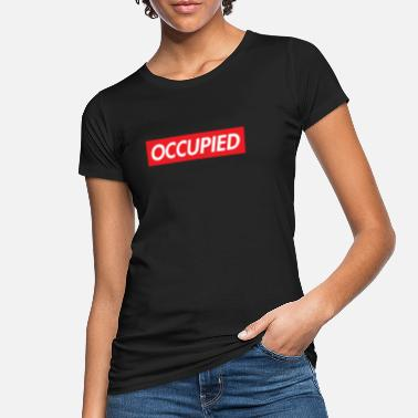 Middle East Occupied Middle East - Women's Organic T-Shirt