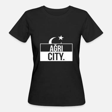 Agri Agri City - Women's Organic T-Shirt