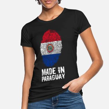 Paraguay Made In Paraguay / Paraguay - Women's Organic T-Shirt