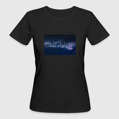 Collection - UNIVERSE - Frauen Bio-T-Shirt