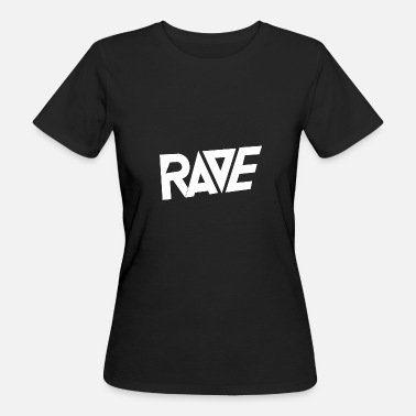 Rave Party rave - T-shirt bio Femme