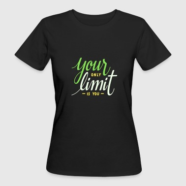 Limit - Frauen Bio-T-Shirt