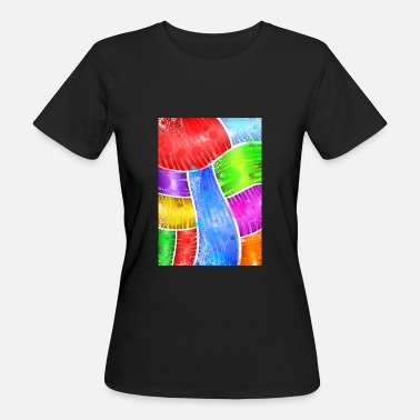 Amant SUGGER Arte Abstracto #04 - Women's Organic T-Shirt