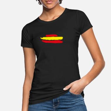 Spain is Spain - Women's Organic T-Shirt