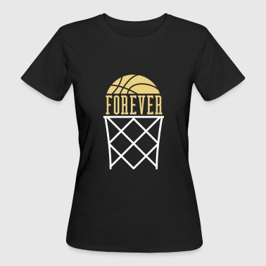 World Championship Basketball - Women's Organic T-Shirt