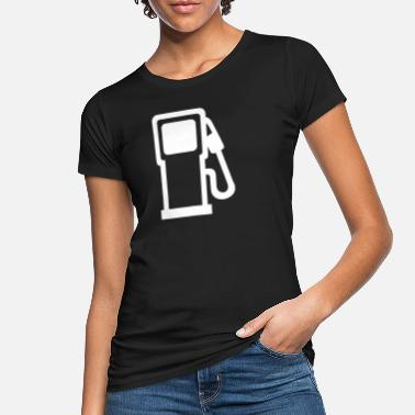 Gas Station Gas station - Women's Organic T-Shirt