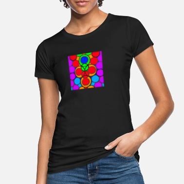 Colortube 1 - Women's Organic T-Shirt