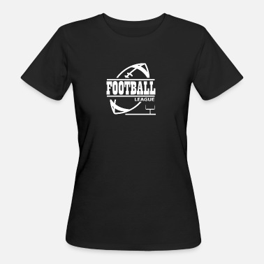 Best Football Football League Football League College Team - Ekologisk T-shirt dam