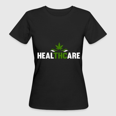 healTHCare marijuana - Women's Organic T-Shirt