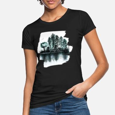 Forest Forest - Women's Organic T-Shirt