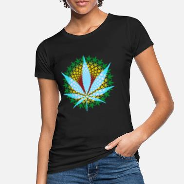 Hanf Cooles Hanf Design - Frauen Bio T-Shirt