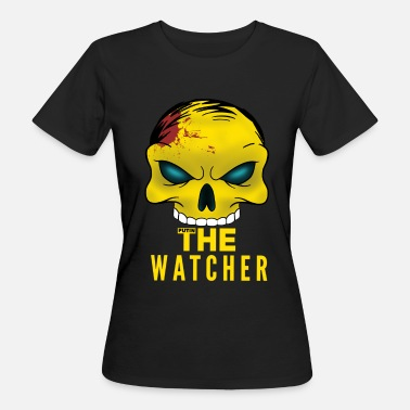Watcher Putin The Watcher - Vrouwen Bio-T-shirt