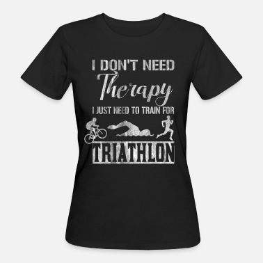 Compensation Triathlon compensation gift - Women's Organic T-Shirt