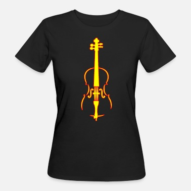 Cello cello - Ekologisk T-shirt dam