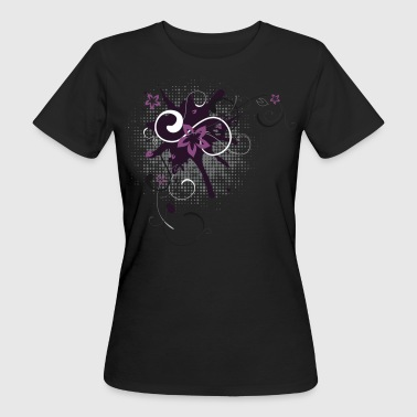 SWIRLS - Frauen Bio-T-Shirt