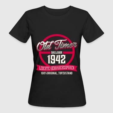 Oldtimer - built 1942 - top condition - DE - Women's Organic T-shirt