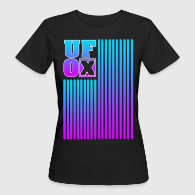 Ultra Fox - Lines - Women's Organic T-shirt