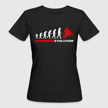 Superbike Evolution - Women's Organic T-shirt