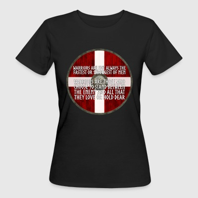 Vikings - Warriors are not always the fastest - Women's Organic T-shirt