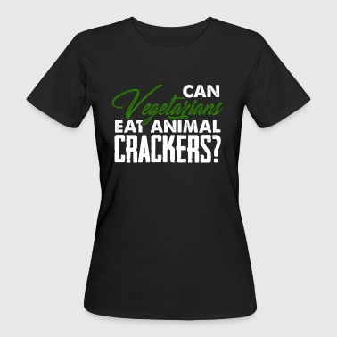 biscuits animaux - T-shirt bio Femme