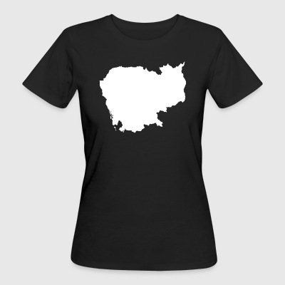 Cambodia Original Gift Idea - Women's Organic T-shirt