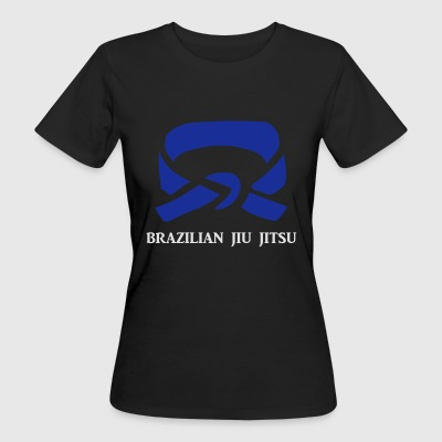 BJJ Blue Belt Clothing - T-shirt ecologica da donna