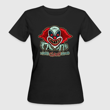 Killer Clown T-shirt - T-shirt bio Femme